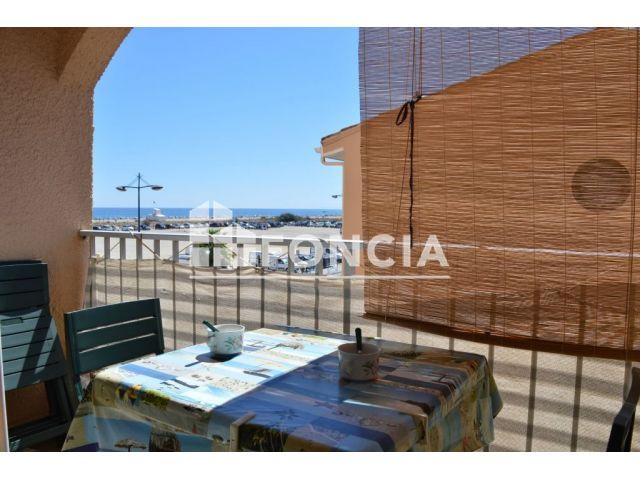Appartement à vendre sur Saint Pierre La Mer
