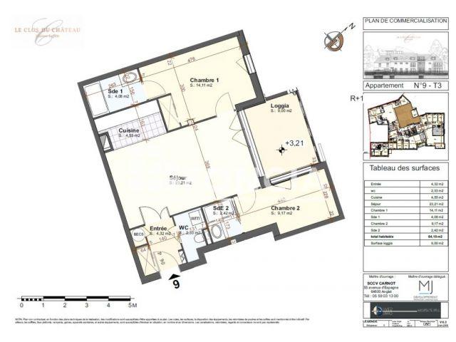 Appartement 3 Pieces A Vendre Maisons Laffitte 78600 64 M2 Foncia