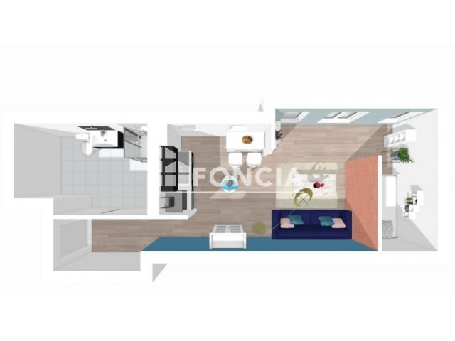 Appartement à vendre, Paris (75011)