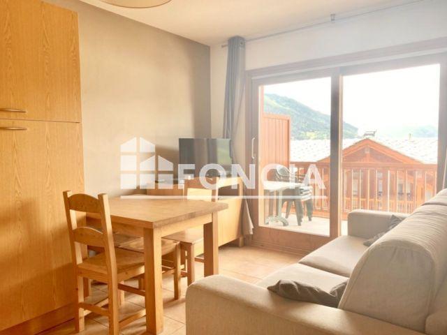 Appartement à vendre sur Sainte Foy Tarentaise