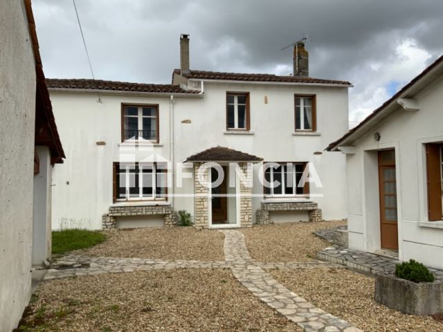Maison à vendre sur Nercillac