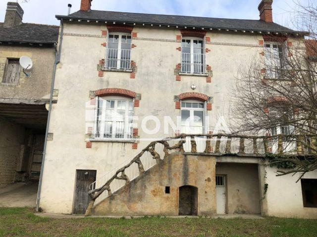 Maison à vendre sur La Roche Clermault