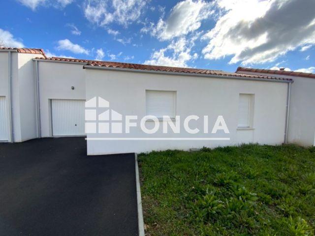 Maison à vendre sur Falleron