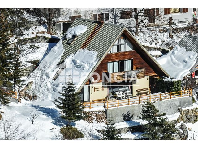 Maison à vendre sur Auron