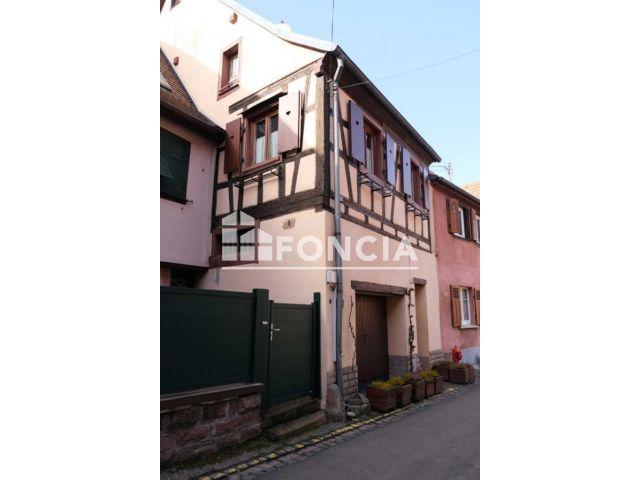 Maison à vendre sur Obernai