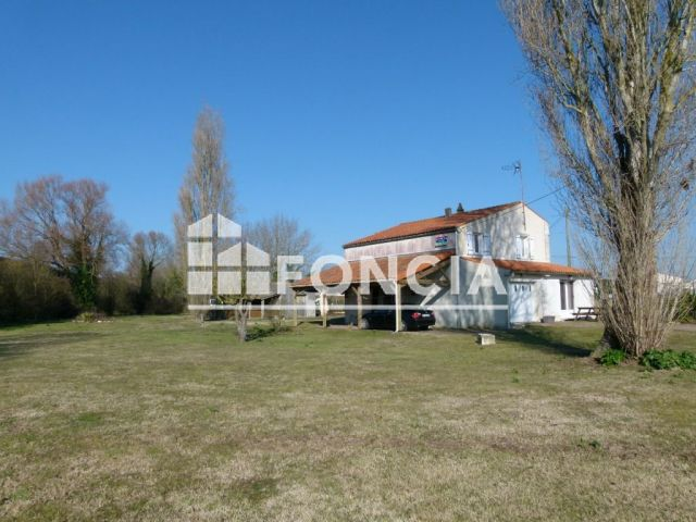 Maison à vendre sur Yves
