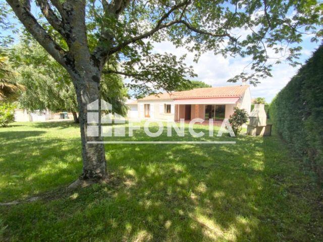 Maison à vendre sur Saint Georges De Didonne