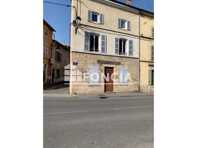 Immeuble à vendre, Anse (69480)
