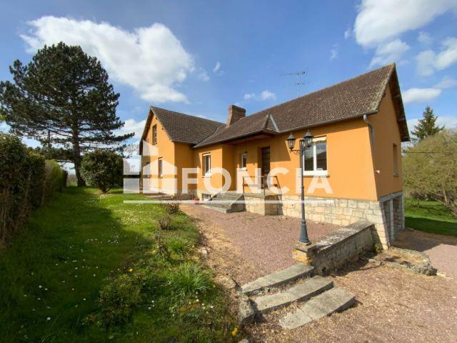 Maison à vendre sur Mezidon Canon
