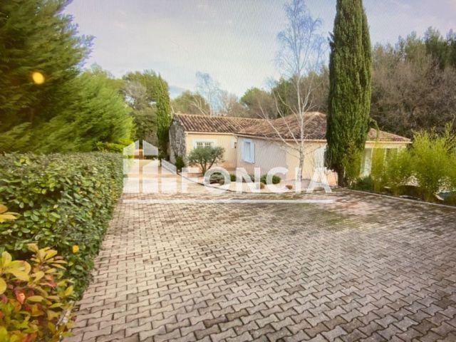 Maison à vendre sur Le Puy Sainte Reparade