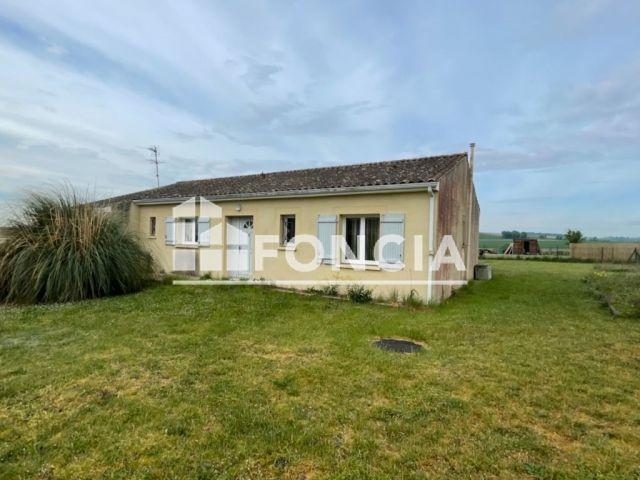 Maison à vendre sur Tugeras Saint Maurice