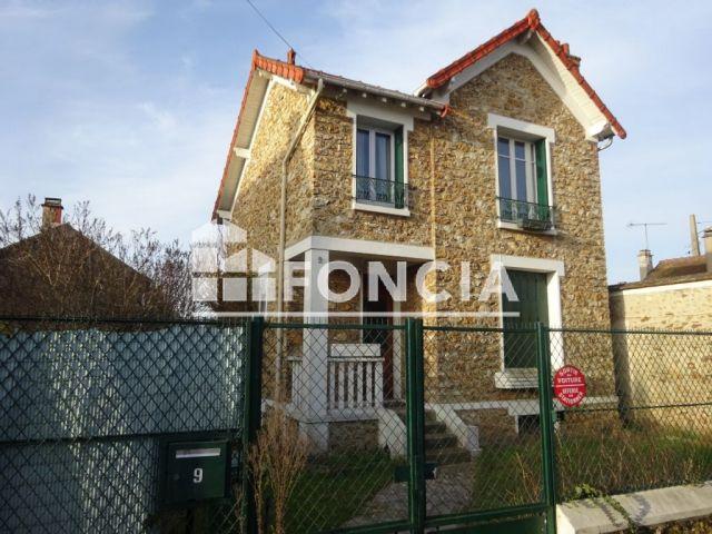 Maison à vendre sur Draveil