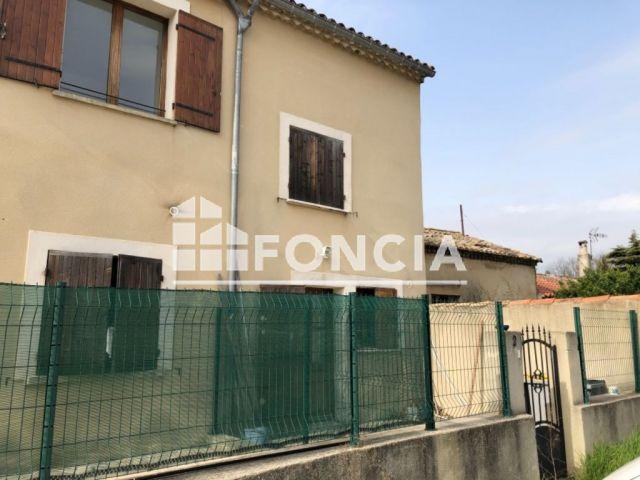 Appartement à vendre sur Roquemaure
