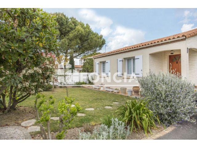 Maison à vendre sur Angoulins Sur Mer