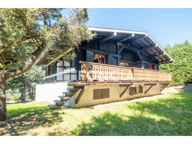 Maison à vendre sur Chamonix Mont Blanc