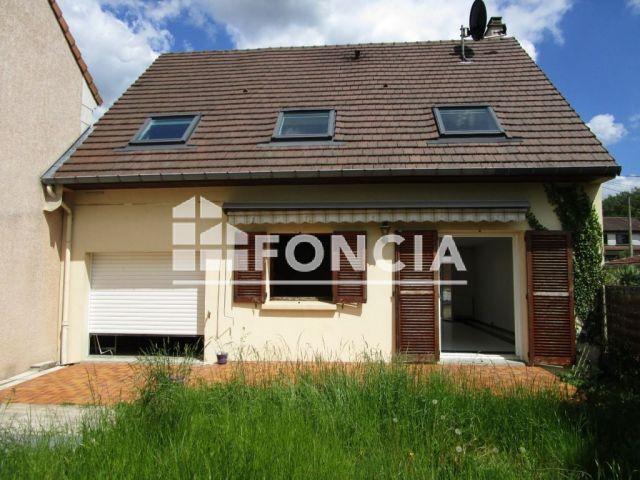 Maison à vendre sur Villeparisis
