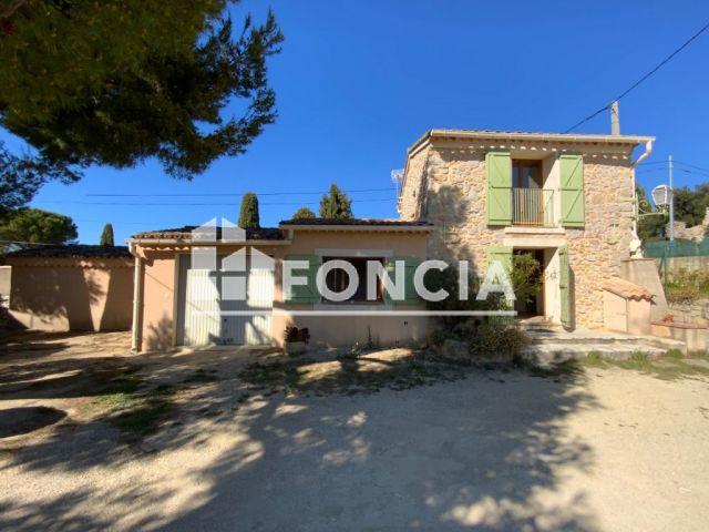 Maison à vendre sur Le Castellet