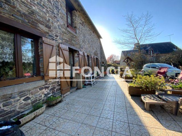 Maison à vendre sur Dol De Bretagne