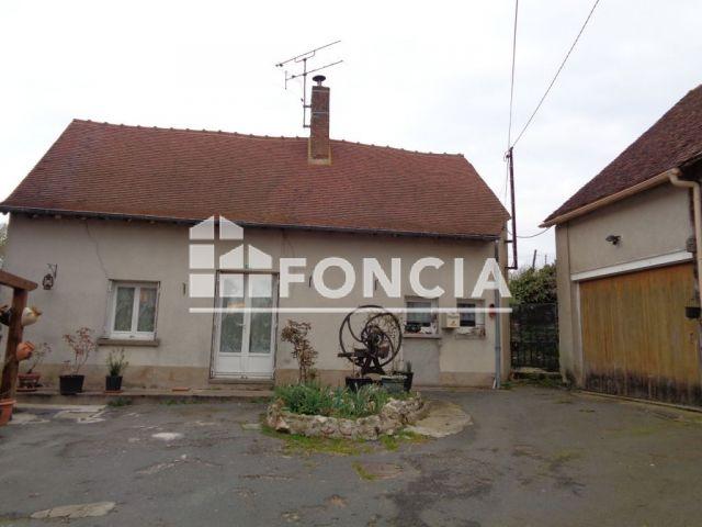 Maison à vendre, Autry Le Chatel (45500)