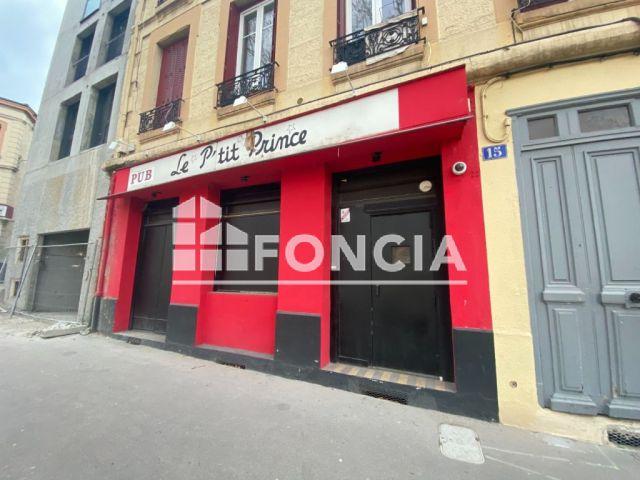 Local commercial à vendre sur Saint Etienne