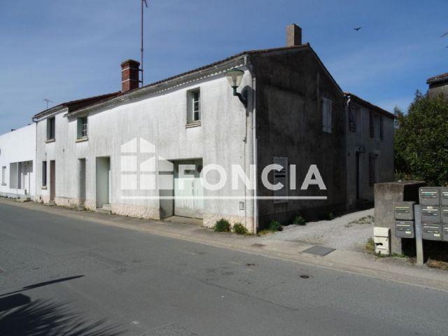 Maison à vendre sur La Copechagniere