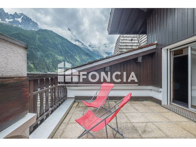 Appartement à vendre sur Chamonix Mont Blanc