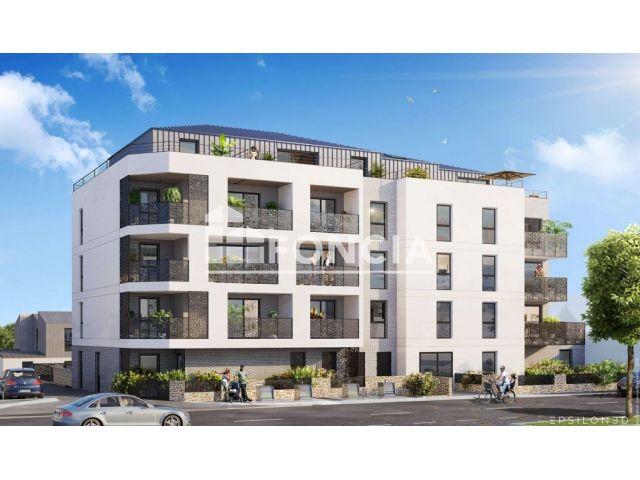 Appartement à vendre sur Saint Malo