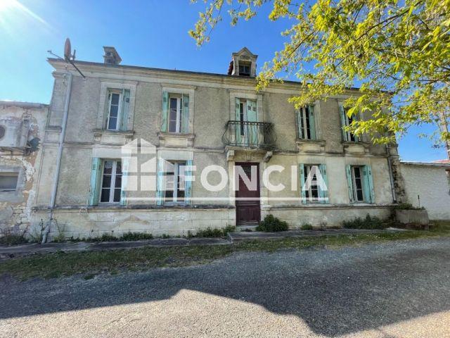 Maison à vendre sur Villexavier