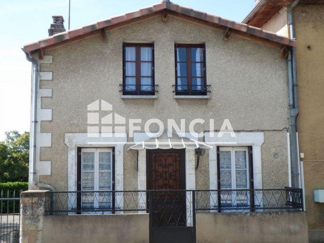Maison à vendre sur La Rochefoucauld
