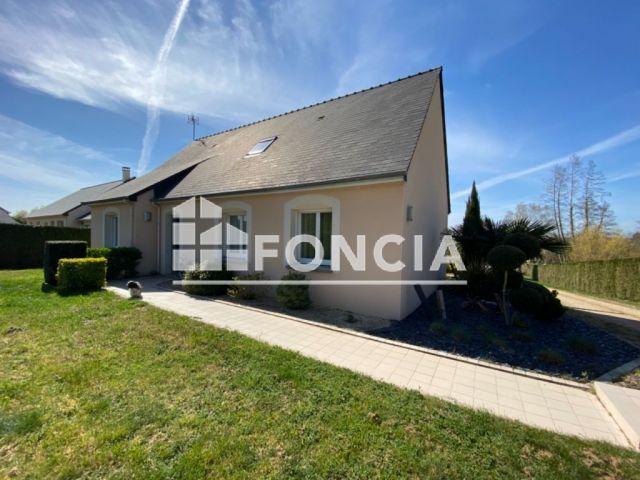 Maison à vendre, Clefs (49150)