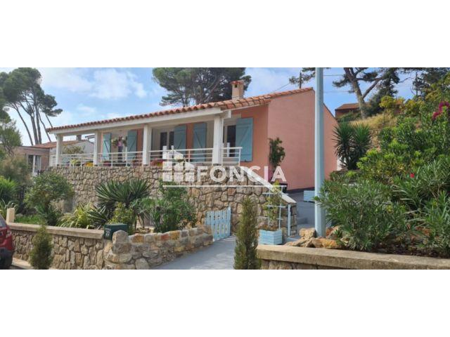 Maison à vendre sur Narbonne Plage