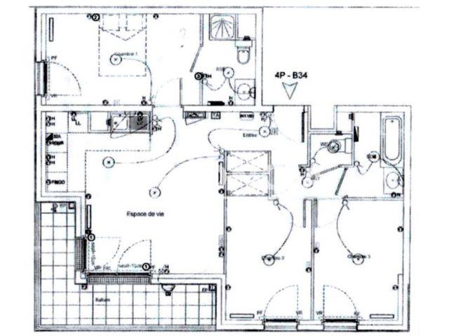 Appartement à vendre, Asnieres Sur Seine (92600)