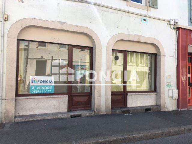 Local commercial à vendre sur Thonon Les Bains