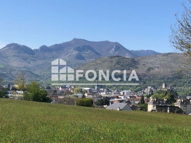 Terrain à vendre sur Lourdes