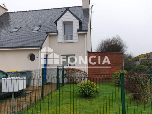 Maison à vendre sur Trebeurden