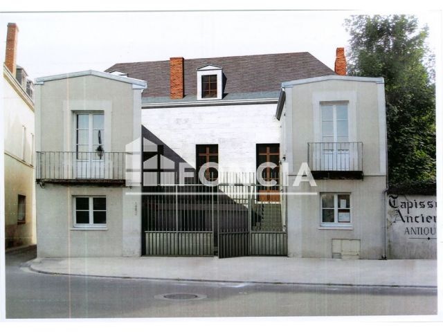 Immeuble à vendre sur Saint Aignan