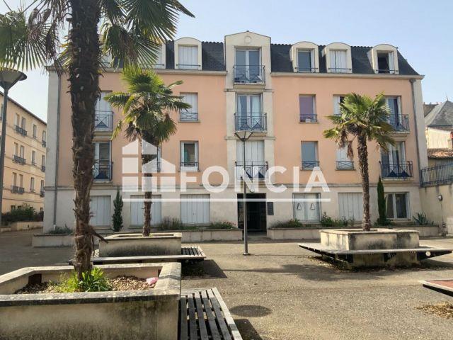 Appartement à vendre sur Poitiers