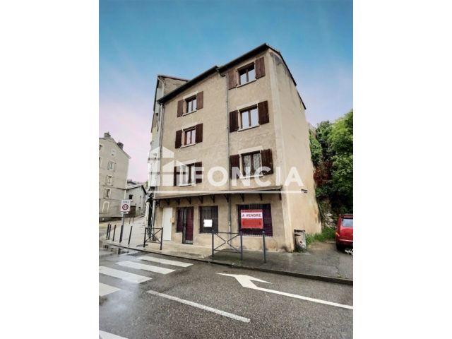 Immeuble à vendre sur Annonay