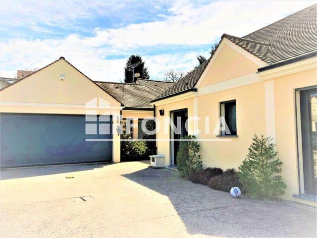 Maison à vendre sur Montevrain