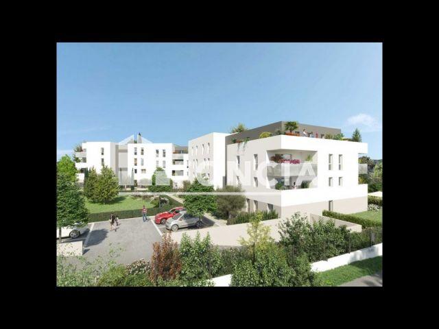Appartement à vendre sur Chateau Gombert