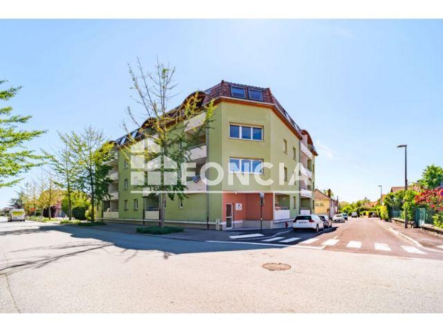 Appartement à vendre sur Belfort