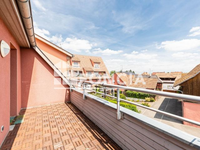 Appartement à vendre sur Bourgheim
