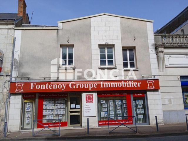 Immeuble à vendre sur Chateau Du Loir