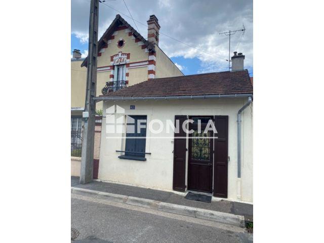Maison à vendre sur Argenteuil