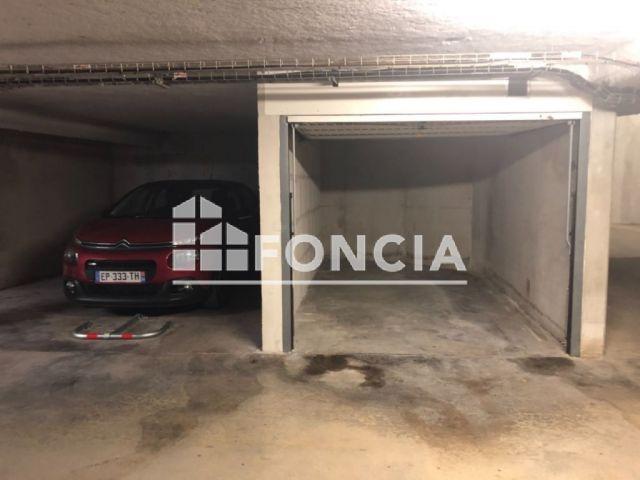 Parking à vendre sur Montpellier