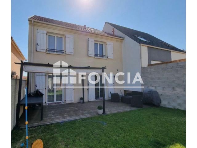 Maison à vendre sur Tremblay En France