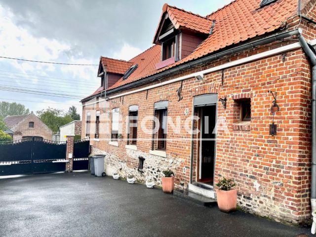 Maison à vendre sur Bermerain