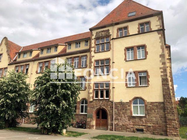 Appartement à vendre sur Volgelsheim