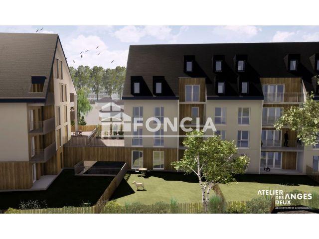 Appartement à vendre sur Deauville