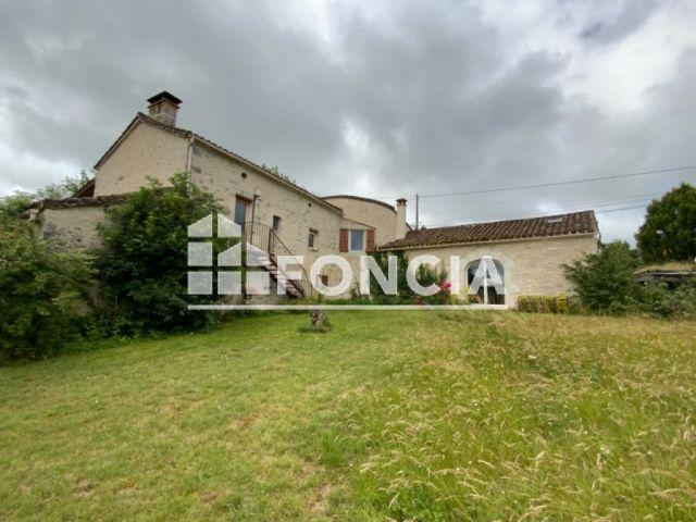 Maison à vendre sur Cahors